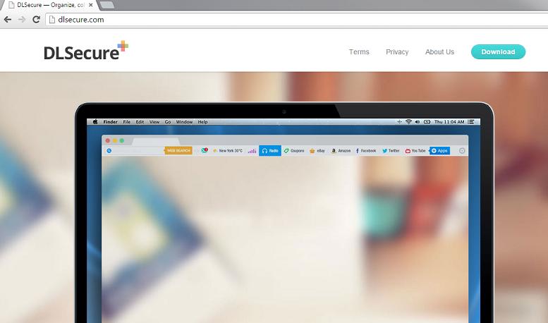 DLSecure Toolbar-