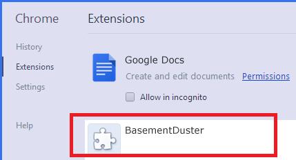BasementDuster-