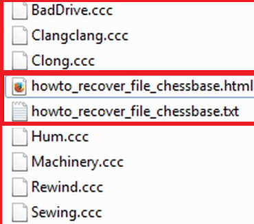 ccc-File-Extension-virus -removal