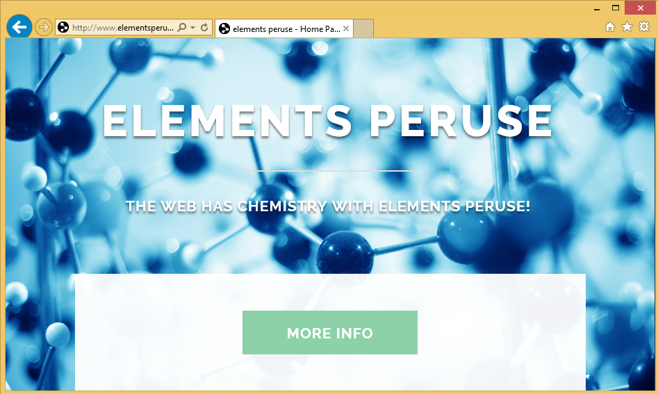 Elements Peruse Ads