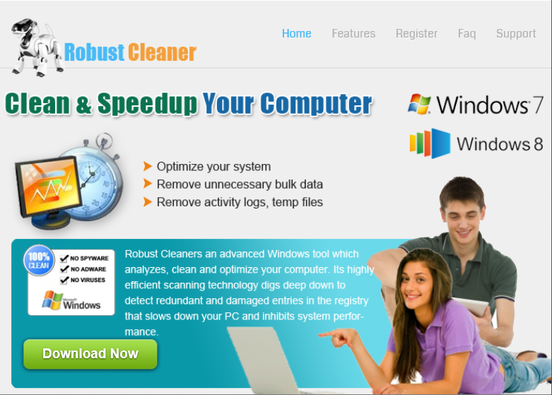 RobustCleaner