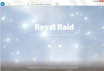 Royal Raid Ads
