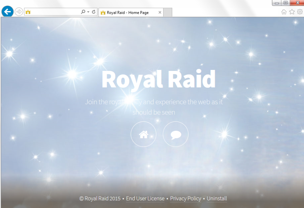 Royal Raid Ads