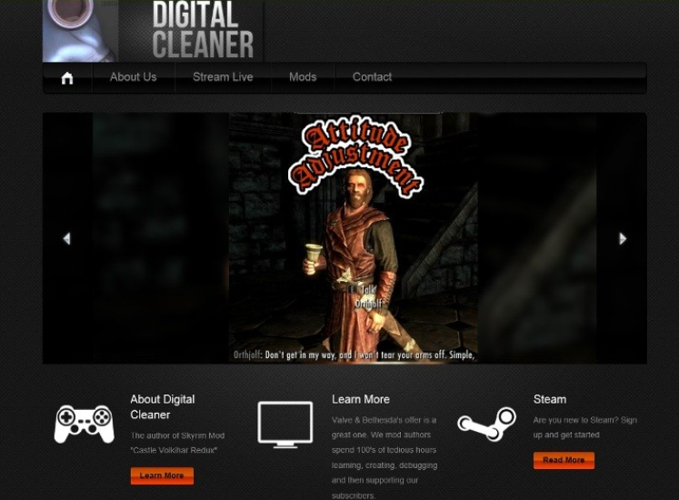 DigitalCleaner