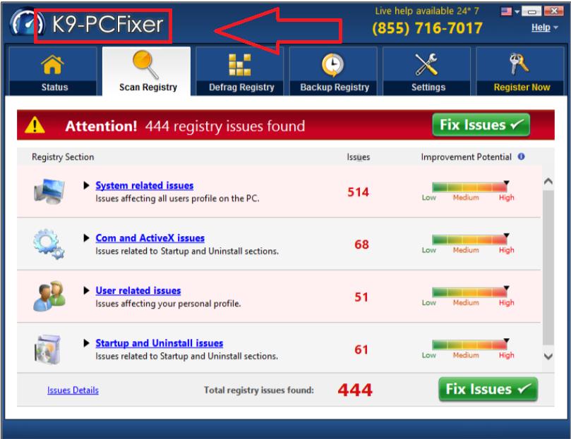K9-PCFixer