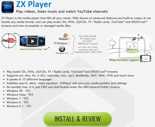 ZX-Player