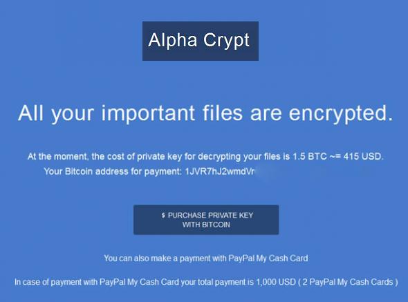 alpha-virus