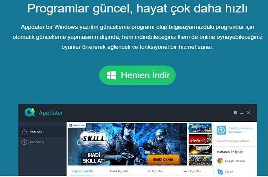 Appdater-ads