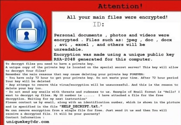 Crysis-Ransomware-Removal