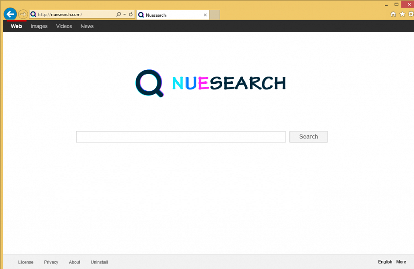 Nuesearch-uninstall