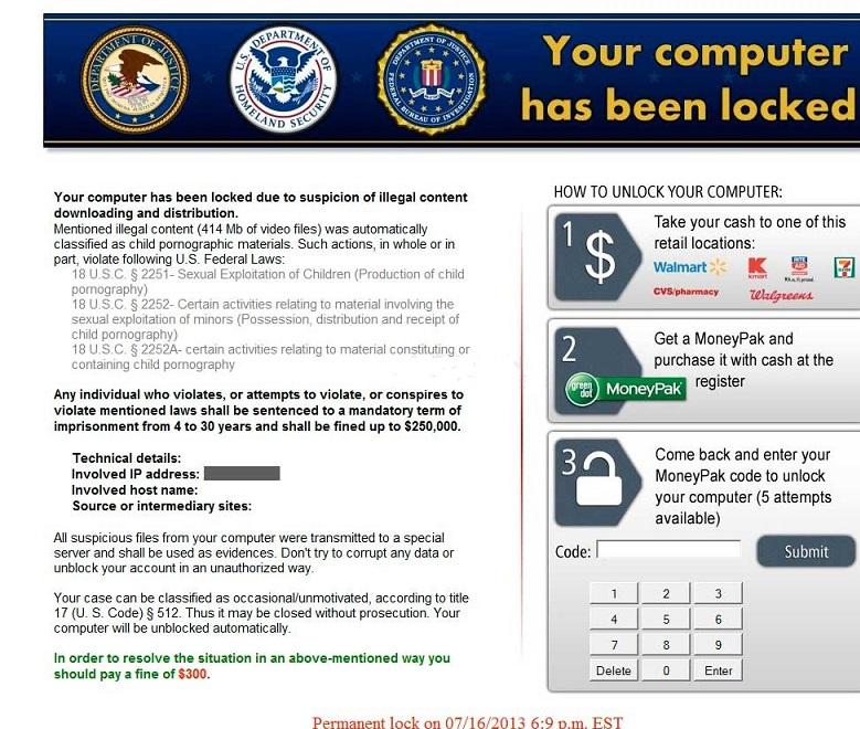 Lock Lock -virus