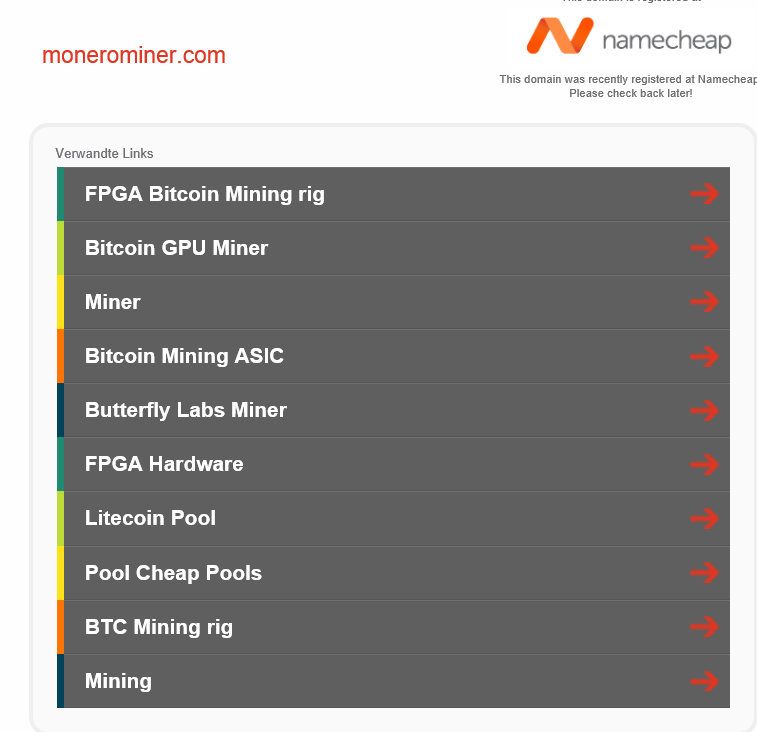 Supprimer Monero Miner | PC Threats