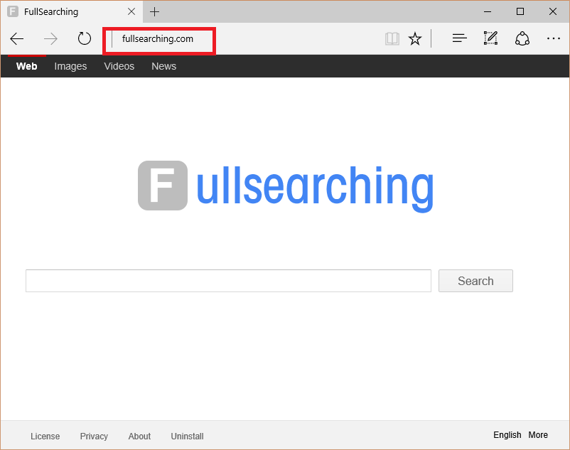 fullsearching redirect