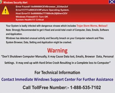 1-888-535-7102 Tech Scam-