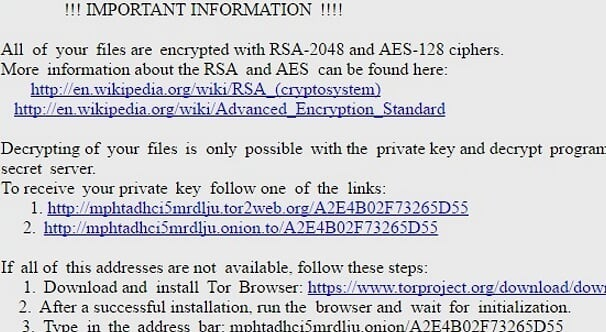 FileIce-ransomware-removal