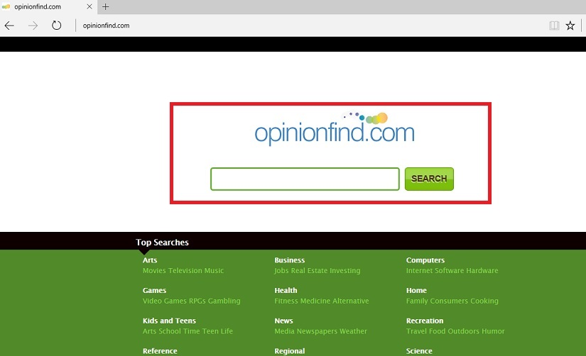 Opinionfind.com-removal