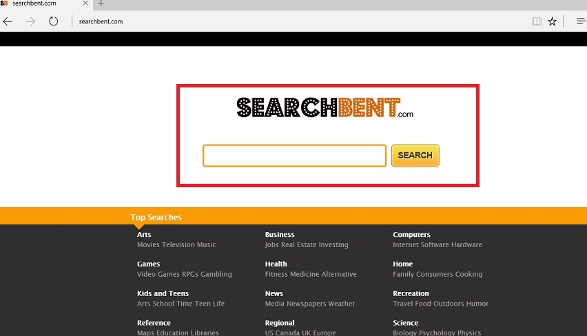 Searchbent.com-removal
