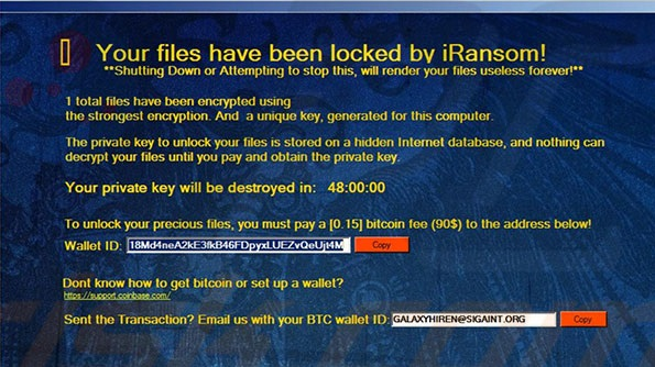 iransom-ransomware