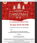 MerryChristmas ransomware-