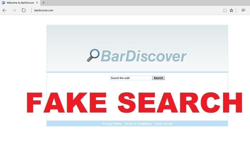 Bardiscover.com- removal