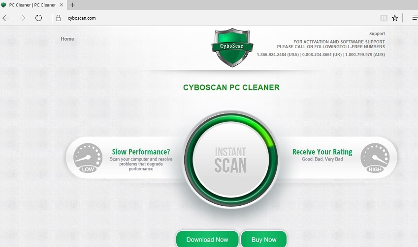 CyboScan PC Optimizer-removal