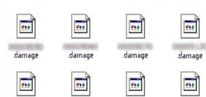 Damage-ransomware-