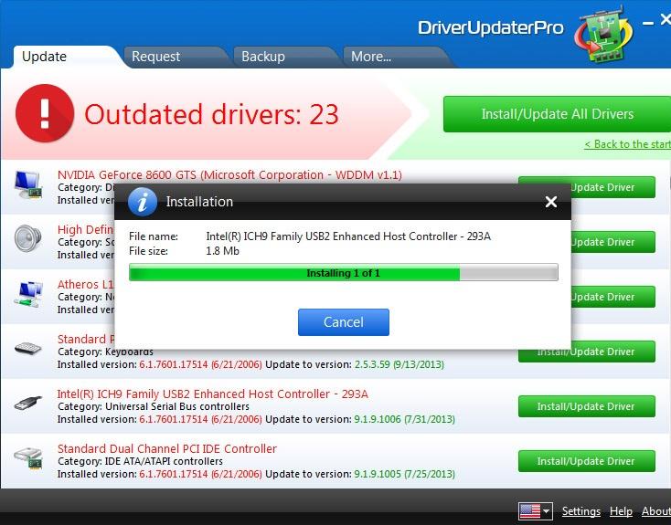 DriverUpdaterPro-