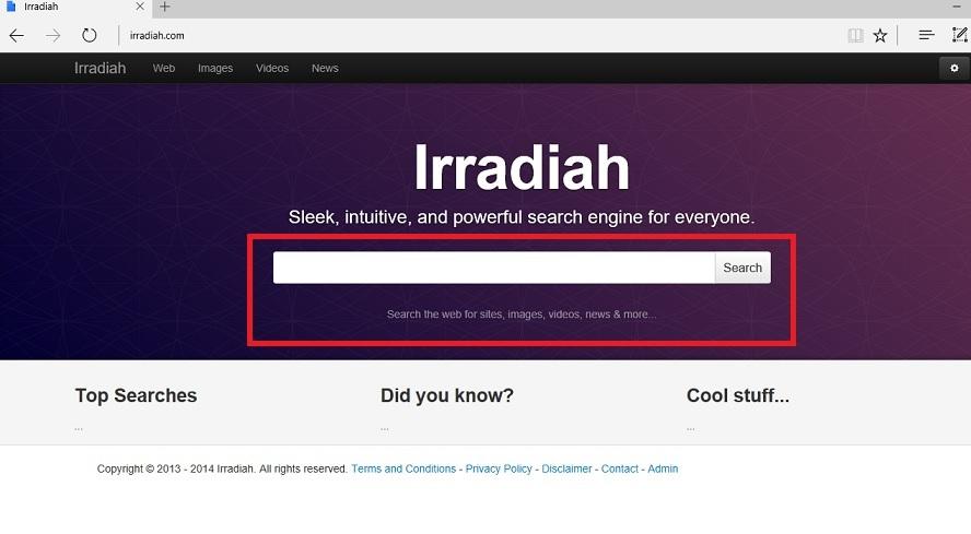 Irradiah.com-removal