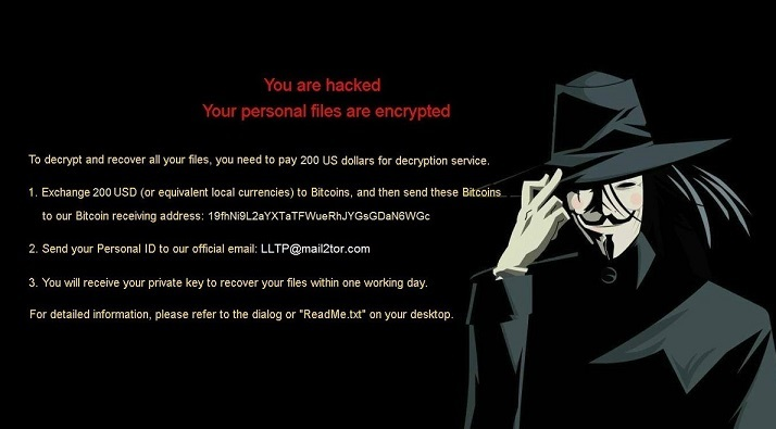 LLTP Locker ransomware-removal