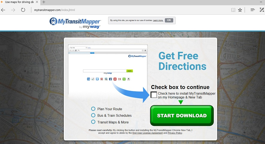 MyTransitMapper-