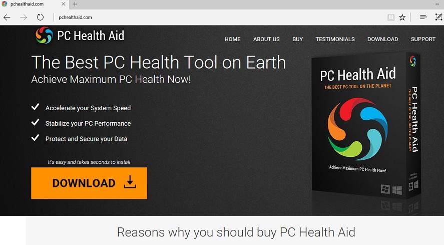 PC Health Aid-