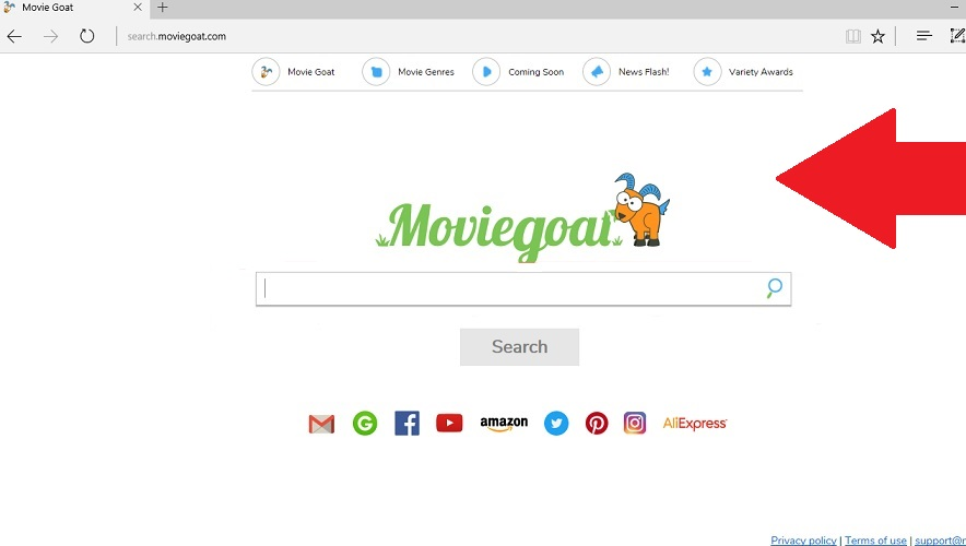 Search.moviegoat.com-removal