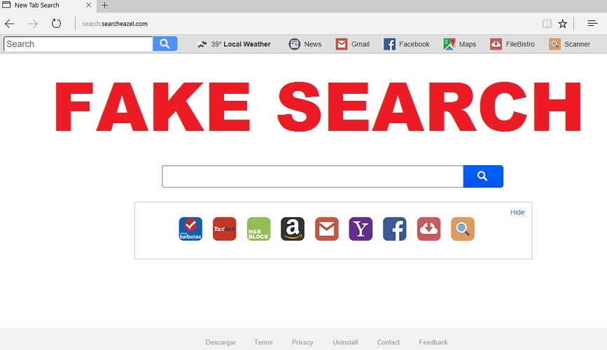 Search.searcheazel.com-removal