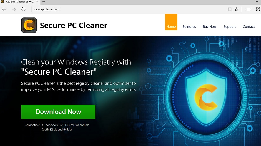 Secure PC Cleaner-