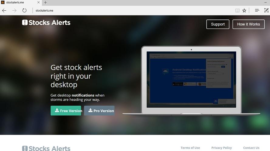 Stock Alerts-