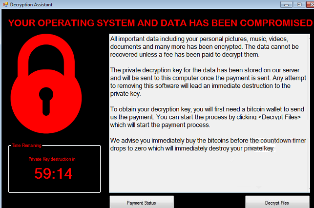 Decryption-Assistant-ransomware-removal