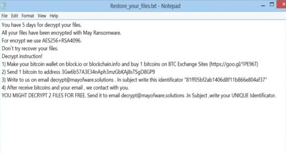 May-ransomware-removal