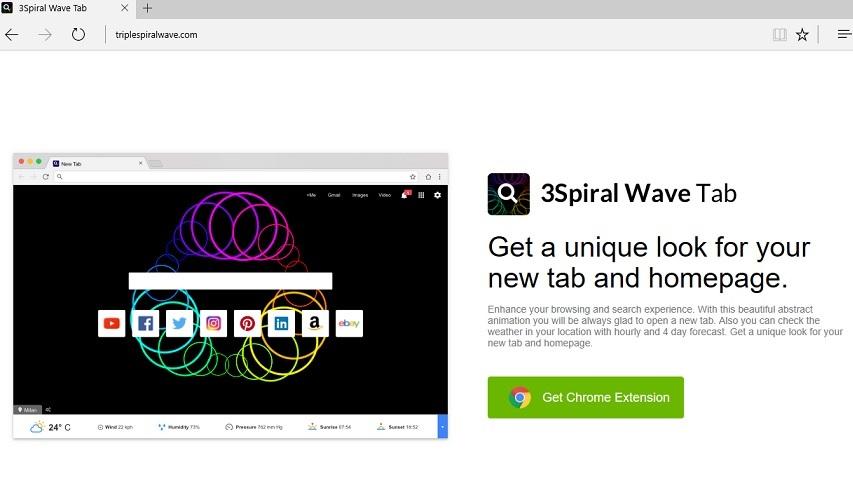 3spiral Wave-