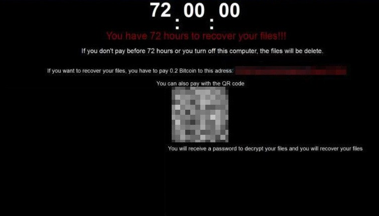 BlueHowl ransomware-