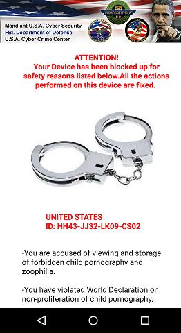 Koler ransomware-removal