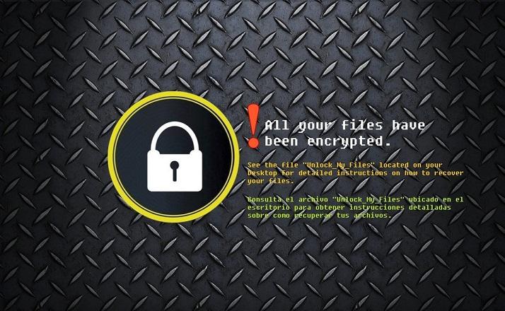 Reetner ransomware-