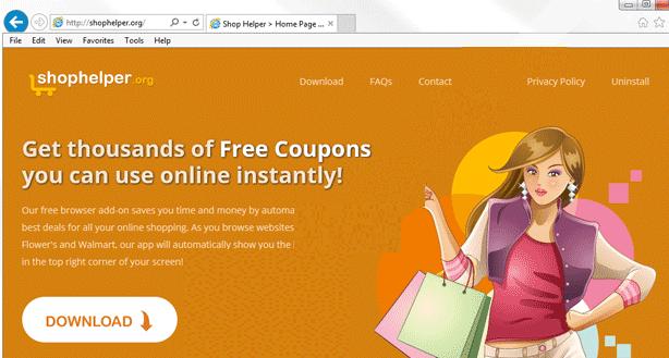 ShopHelper-