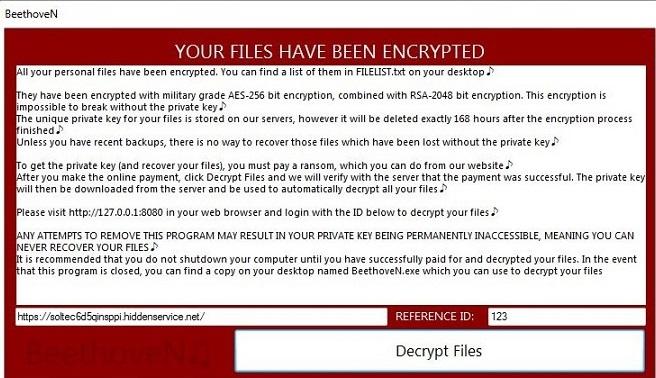BeethovenN-ransomware-virus