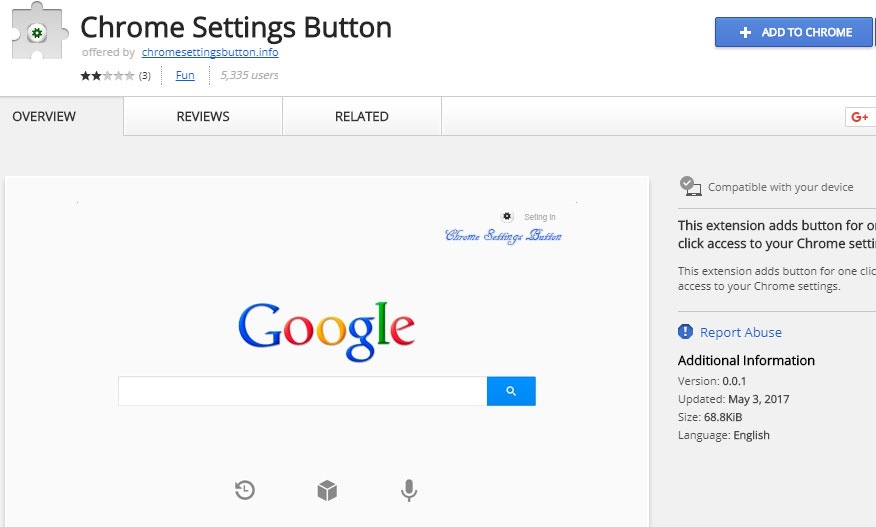 Chrome-Settings-Button