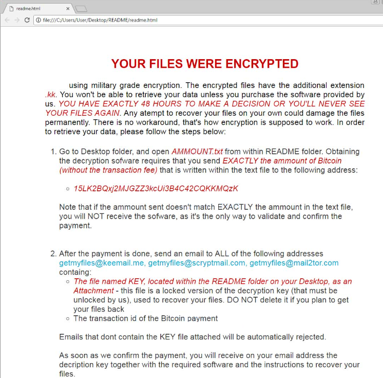 SyncCrypt Ransomware
