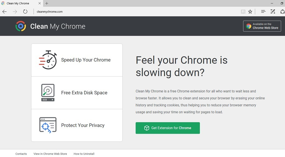 Clean My Chrome Virus-removal