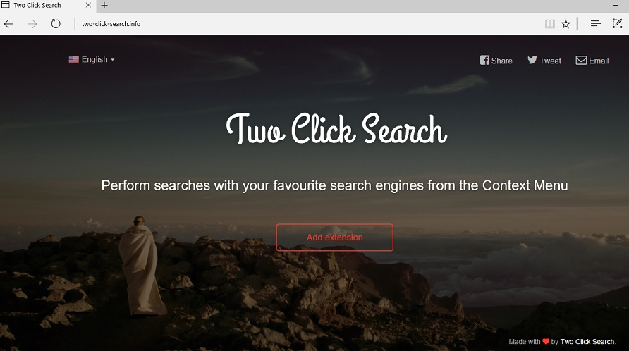 Two Click Search-