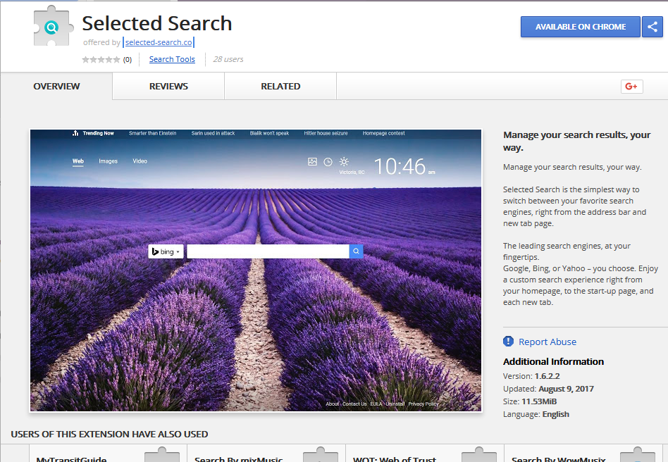 selected-search