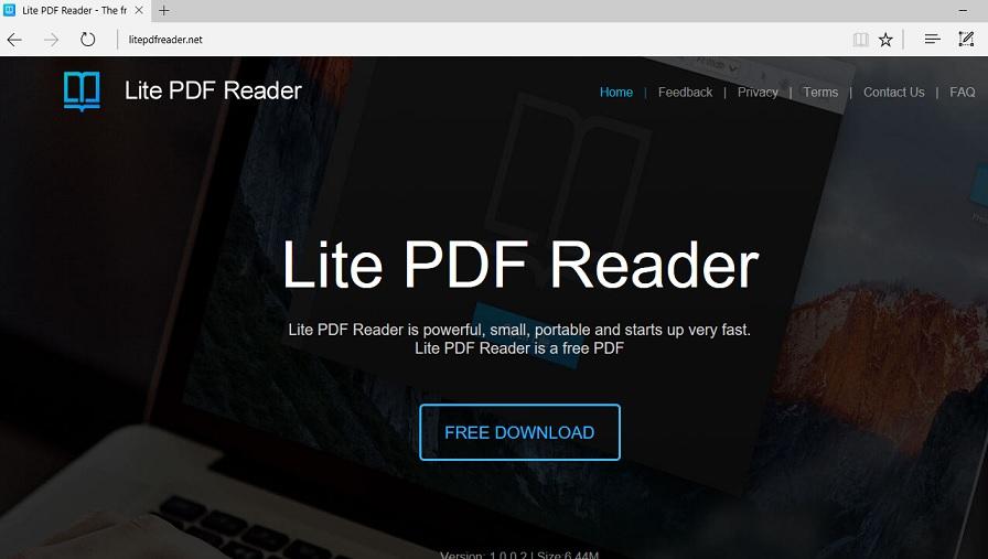 Lite PDF Reader-
