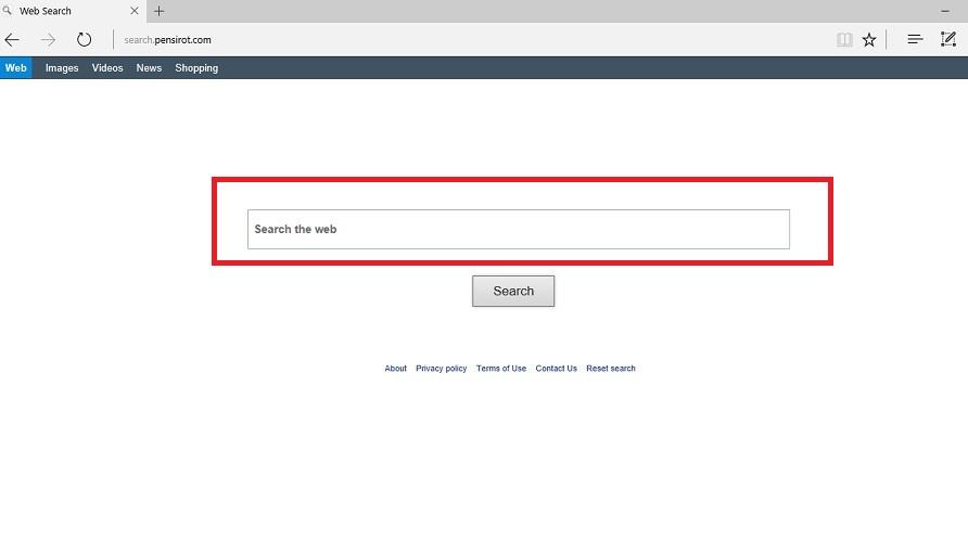 Search.pensirot.com-removal